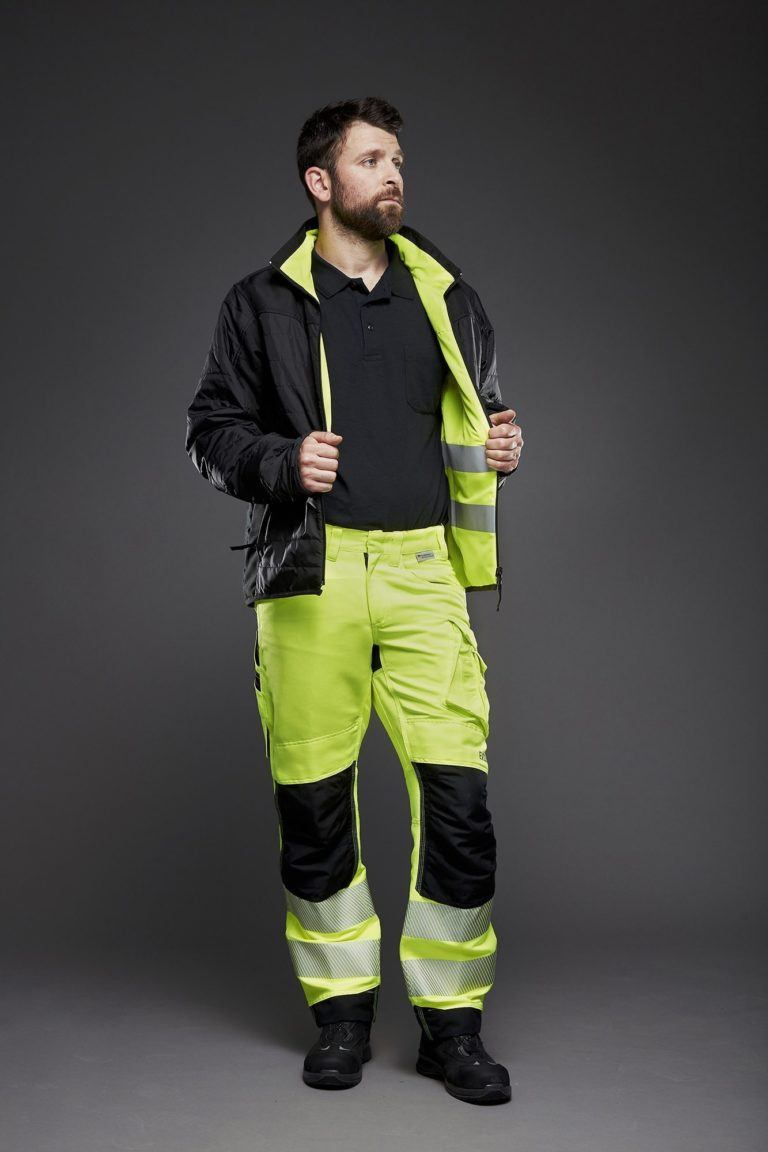 EVOSAFE trouser and Reversable zip-in Jacket