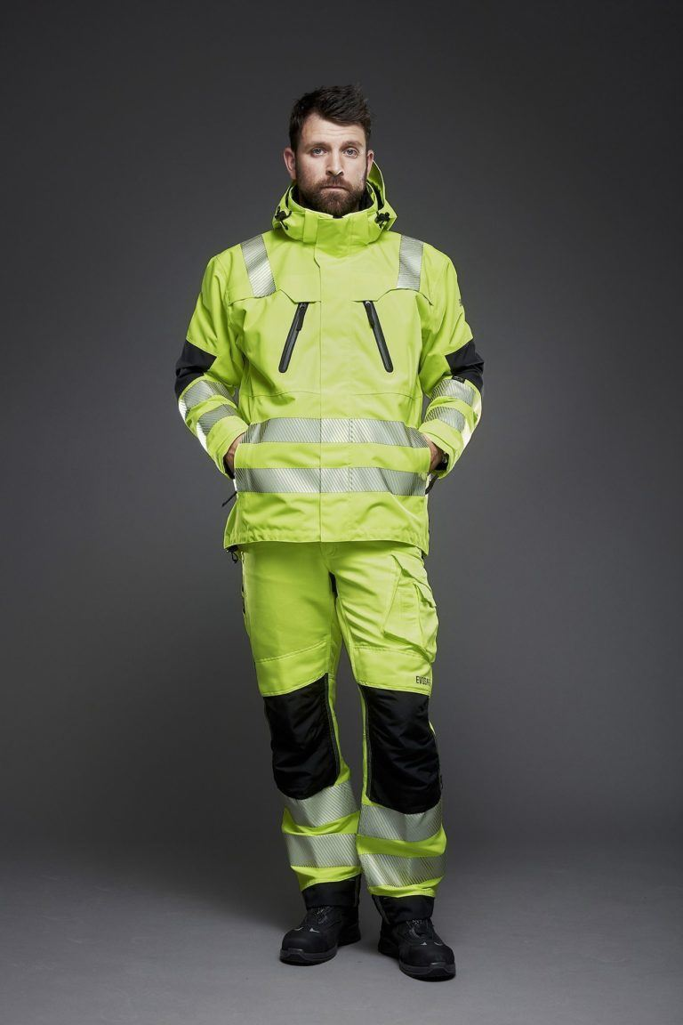EVOSAFE trouser and all wheather Jacket