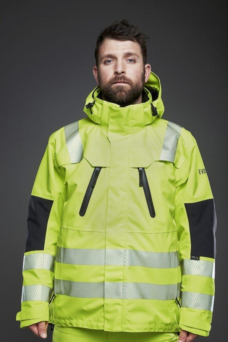 EVOSAFE all wheather Jacket