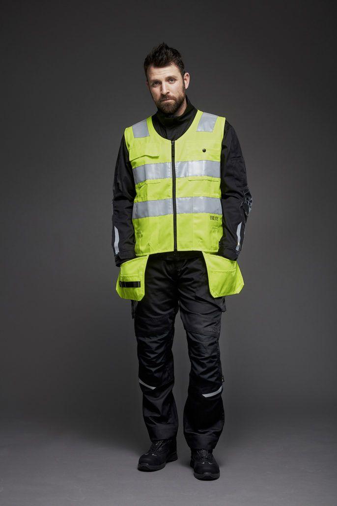 EN ISO 20471, for en sikkerheds skyld - Viking Rubber arbejdstøj
