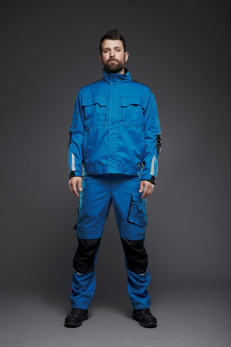 EVOBASE bukser og textil jakke