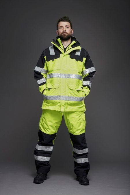 Superior, The ultimate Hivis jacket for maximum protection