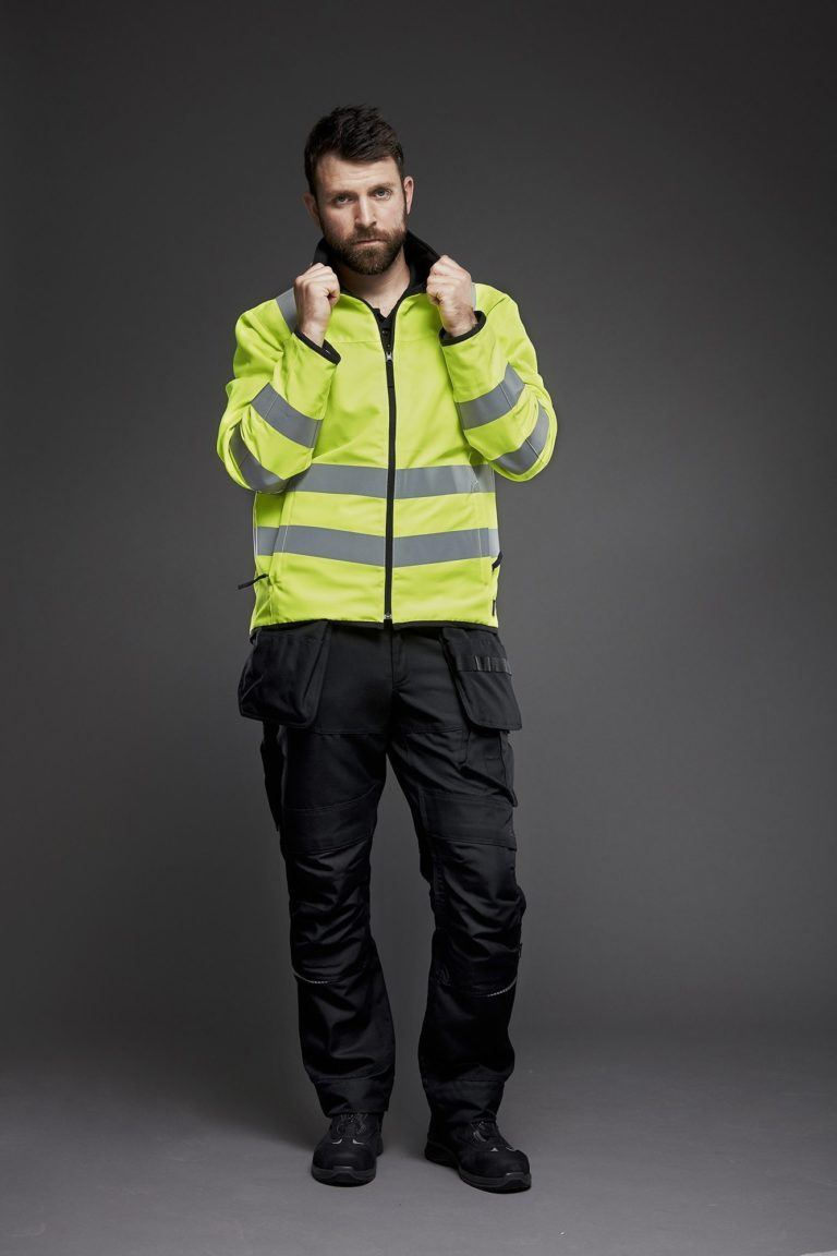 EVOBASE trouser and Reversable zip-in jacket